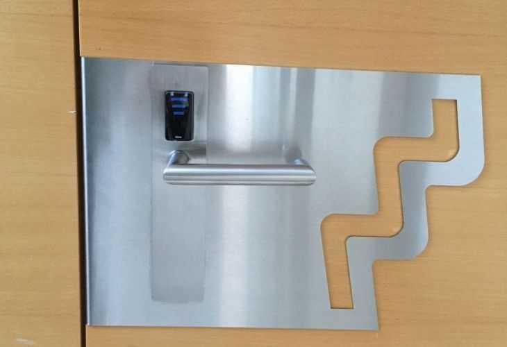 Glutz Beschlag RFID