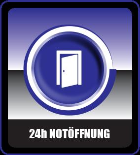 24h NOTÖFFNUNG